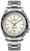 Watch Man Nautilus Am-5019.19.240.m01 Of Stainless Steel/silver