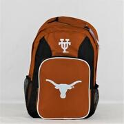 Texas Longhorns Ncaa Officially Licensed Southpaw Backpack
