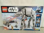 Lego Star Wars At-at Walker 8129 New Unopened Ages 9-14 2010
