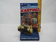 Little Big Planet Video Game Store Promotional Display Standee 10.5 Ps3 Promo