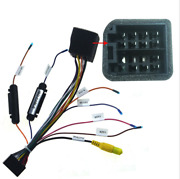 Universal Iso Wiring Harness Connector Adapter For Car Radio Stereo Audio System