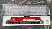 Atlas 1/160 N Scale Sd-60m Canadian Pacific Rd 6260 Nce For Dcc 40002076 F/s