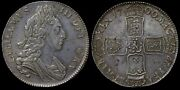 William Iii 1700 Silver Crown