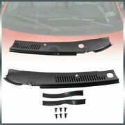For 99-04 Ford Mustang Improved Windshield Wiper Cowl Vent Grille Panel Hood