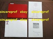 Death Row Records Red File Combo Suge Knight All Items Original Just As Found