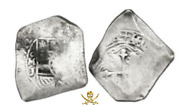 1715 Fleet Treasure Mexico 1712 8 Reales Jewelry Pirate Gold Shipwreck Coins