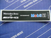Genuine Mercedes Sticker Mobil 1 For All Mercedes And Amg Models