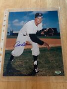 Art Ditmar Authentic Hand Signed Autographed 8x10 Photo 1961 New York Yankees