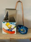 Nos Official The Simpsons Bart Talking Watch