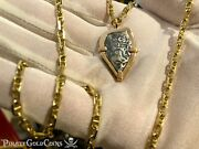 1715 Fleet Necklace Mexico Reales Coa Jewelry Pirate Gold Shipwreck Coins 1687