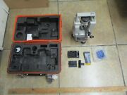 Sokkisha Lietz Dt5 Theodolite Dt5/dt5s With Case Used Sold, As Is