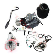 Lifan 125cc Engine 4 Up Motor Manual For Honda Crf50 Z50 Xr50 Pitbike Ct70 Crf70