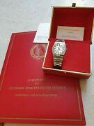 Unique Special Watch Of General Erich Mielke - Stasi Minister - Cold War Era