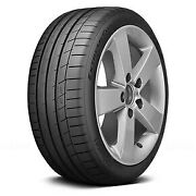 Continental Extremecontact Sport 275/35r19xl 100y Bsw 4 Tires