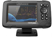 Lowrance Hook Reveal 5x Fishfinder Splitshot With Chirp Downscan And Gps Plotter