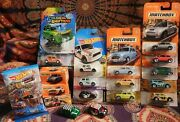 15 Diff Mini Cooper 1 Dup 9 Hot Wheels And 6 Matchbox 2 P-grab Country Bean Taxi