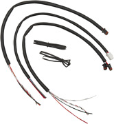 La Choppers Handlebar Wire Extension Kit 2016-2018 Harley Touring Softail Dyna