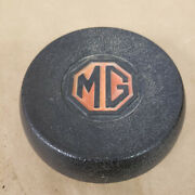 Original Oem Mg Mgb Steering Wheel Horn Pad And Contact 33689a