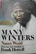 Many Winters Prose And Poetry By Wood Nancy Book The Cheap Fast Free Post