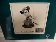 2 Mickeyand039s Carol Ornaments Mrs. Cratchit And Mickey Mouse A Merry Christmas To You