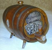 Cask Signed 84 Silver Wood Imperial Russia