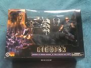 Sota Toys Riddick Hellhound Action Figure X2. Minor Flaws/overall Good Condition