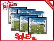 Mainstays 6-pack Picture Poster Frame 18x24 Black Slim With Hanging Hardware