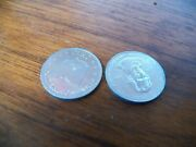 Shells Mr. President Coin Game Coin Andrew Jackson And Ohio State Coin