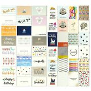 144-pack Assorted All Occasion Greeting Cards Set Birthday Congrats 48 Designs
