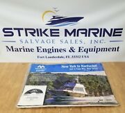 Maptech Chartkit New York To Nantucket And To Cape May New Jersey Region 3