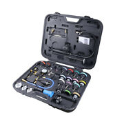 Toledo Cooling System Pressure Tester And Vacuum Purge 36pc Master Kit