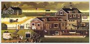 Charles Wysocki Devilbelly Bay Limited Lithograph Signed Numbered W Coa Mint