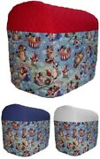 Christmas Snowman Cover Compatible With Farberware 4.7qt Stand Mixer