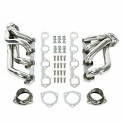 For Ford 1964-1977 260 289 302 Shorty Stainless Steel Headers Exhaust Manifolds