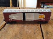 Lionel Box Car Central Of Georgia 6464-375 Scale O The Right Way Sliding Doors