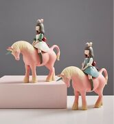 Dream Of Fairy Tale Nocturnal Unicorn Art Designer Toy Figurine Collectible Gift