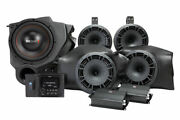 Mb Quart Mbqr-stg5-2 800w Stage 5 Rzr Tuned Audio Stereo System