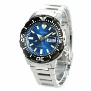 Seiko Prospex Monster Divers Sbdy045 Save The Ocean Automatic Men's Watch New