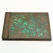 Studios Pine Needle Notepad From Desk Set Circa 1910-1920and039s