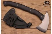 Tactical Combat War Tomahawk Weapon Camping Small Survival Hatchet Forest Axe