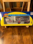 Athearn Ho Consolidated Freightways Ford C And 28' Wedge Trailer Ath91035 Nib