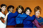 The Facts Of Life Great Pose Of The Cast Shoulder To Shoulder 24x36 Poster Print
