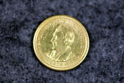 1904 Lewis And Clark Exposition Gold One Dollar Coin D27044