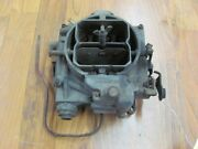 1963 63 Corvette Chevy 250 Hp Carter Wcfb Carb 3500 3501s 327/250