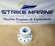 80mm X 8 Steel Shaft Coupling Tapered