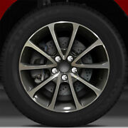 18x7.5 Factory Wheel Carbon Gray For 2015 Acura Tlx