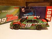 2001 Action Limited Edition 124 Scale 19 Casey Atwood Mountain Dew