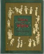 Under The Window By Kate Greenaway Illustrated Classic Vintage Childrenand039s Book