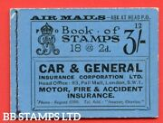 Sg. Bb21. 3s . Edition Number 12. A Very Fine Complete Example Of This B48396