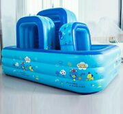 Inflatable Kids Swimming Pool Professional Durable Plastic Outdoors Summer Pools